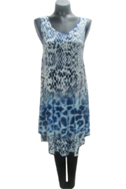 India Boutique ANIMAL PRINT TANK DRESS - Product Mini Image