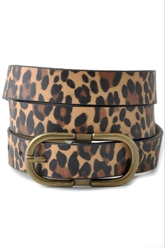 Anzell Animal Print Belt (more options) - Alternate List Image