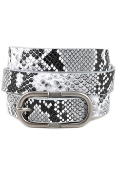 Anzell Animal Print Belt - Alternate List Image