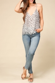 Timing Animal Print Cami - Product Mini Image