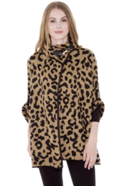 Magic Scarf Animal Print Cloak - Product Mini Image