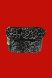 Handbag Express Animal Print Crossbody Sling - Product Mini Image