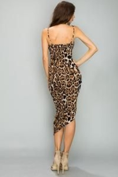 Unknown Factory Animal Print Dress - Alternate List Image
