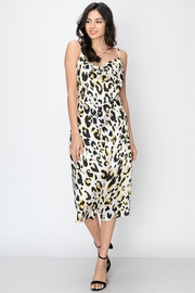 Favlux Animal Print Dress - Product Mini Image