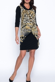 Frank Lyman Animal Print Dress by - Product Mini Image