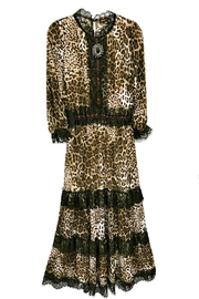 Fashion Week Animal Print Maxi - Product Mini Image