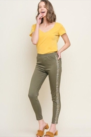 Umgee USA Animal Print Pants - Product Mini Image