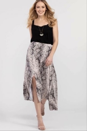 Tribal  Animal print skirt - Front cropped
