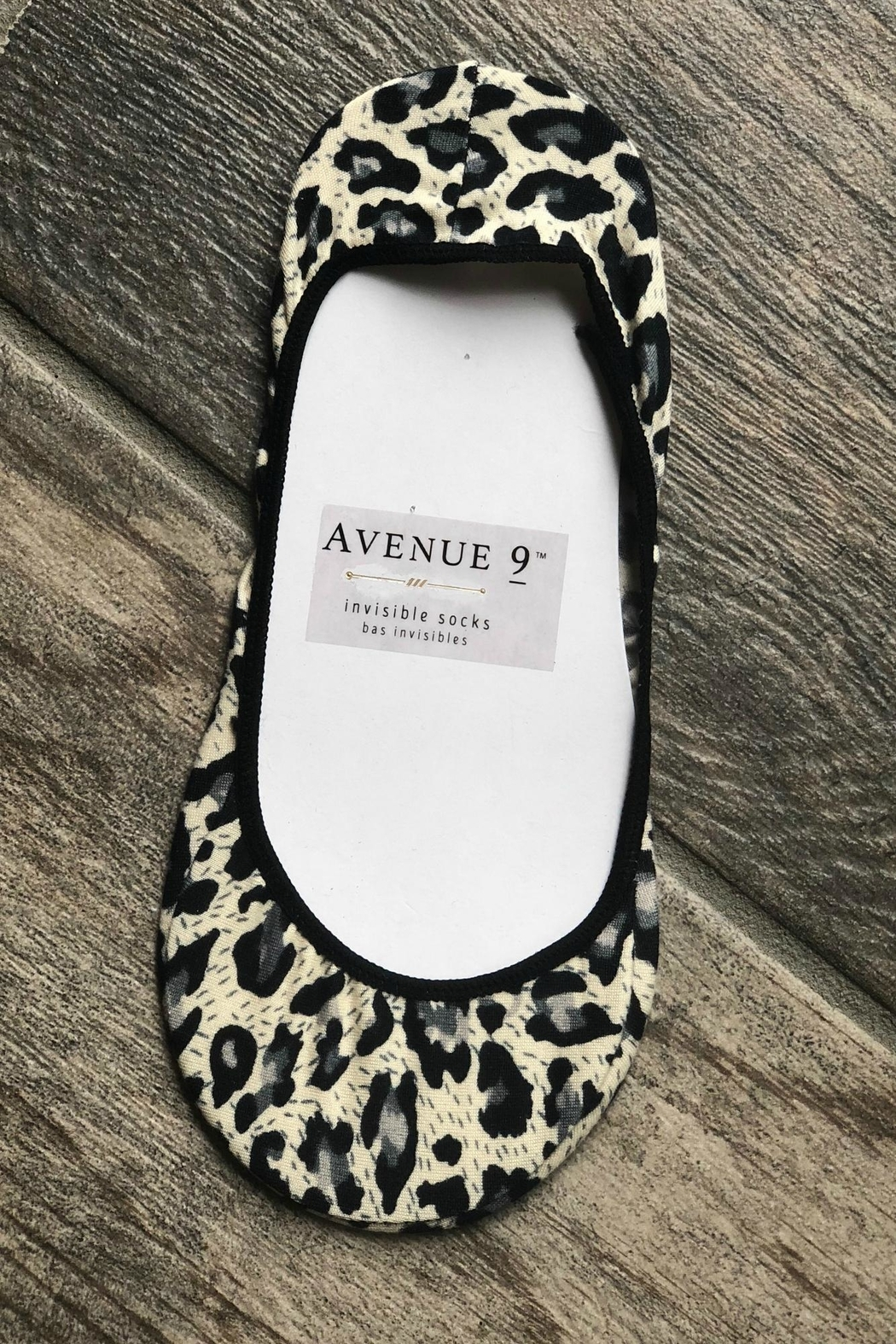 Giftcraft Inc.  Animal Print Socklets - Front Cropped Image