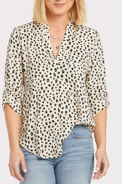 d2c86fb28c84 ... Lush Animal Print Top - Product List Image