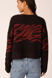 Margaret O'Leary Animal Pullover - Front full body