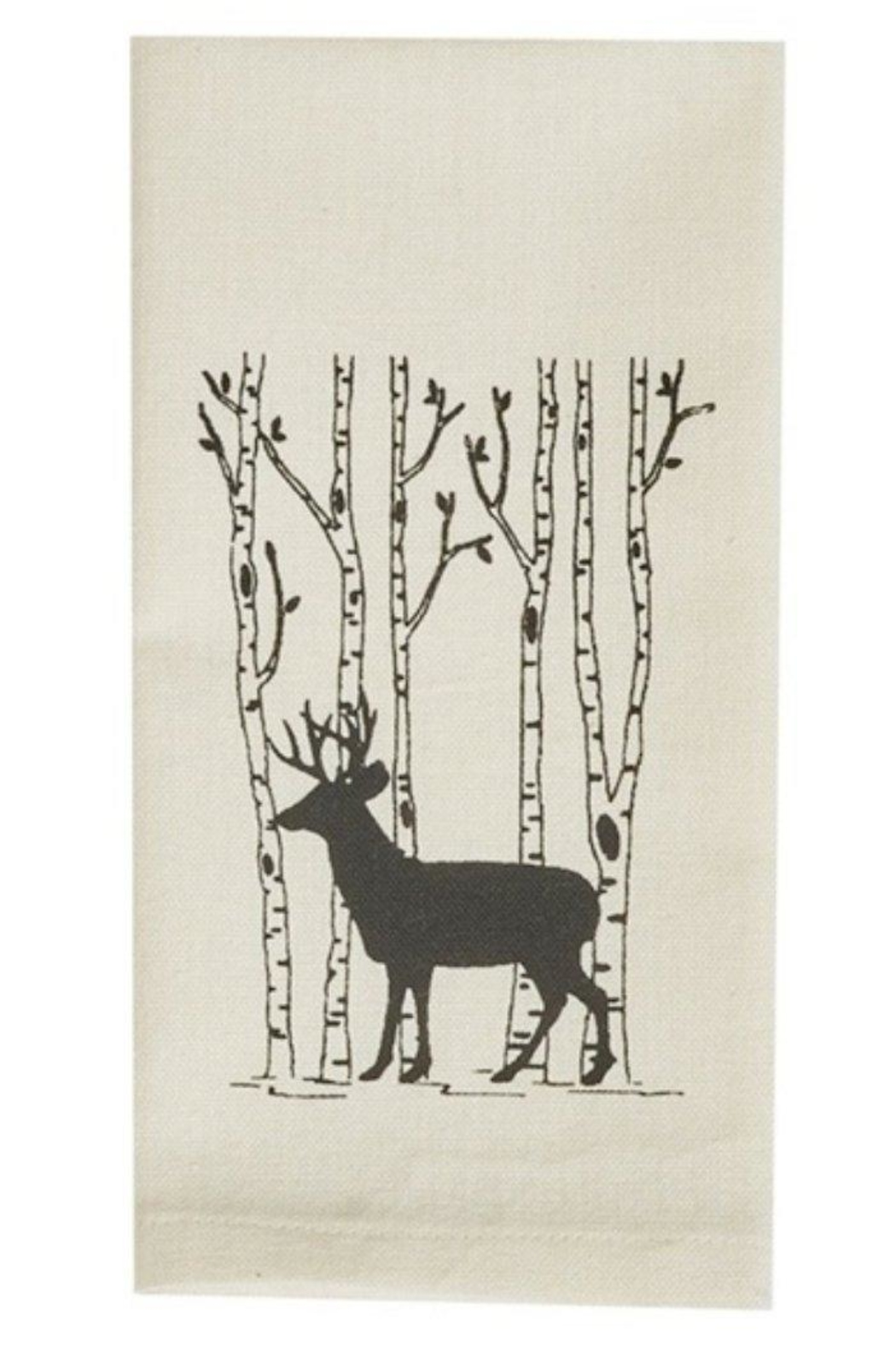 Park Designs Animal Silhouette Napkin - Front Cropped Image