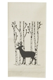 Park Designs Animal Silhouette Napkin - Front cropped