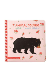 Manhattan Toy Company Animal Sounds English Francais Espanol - Product Mini Image