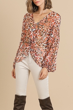 Shoptiques Product: Animal Style Top