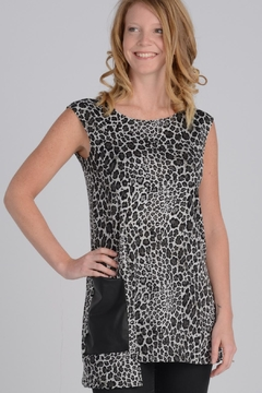 Zaän Animal Tunic - Product List Image