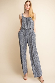 Unknown Factory Animalprint Jumpsuit - Product Mini Image