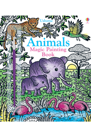 Usborne Animals Magic Painting Book - Product Mini Image