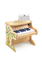 Djeco Animambo Electronic Piano 18 2 keys - Product Mini Image