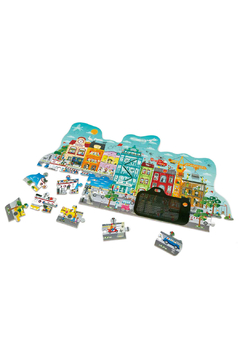 Hape Animated City Puzzle - Product List Image