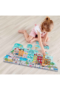 Hape Animated City Puzzle - Alternate List Image