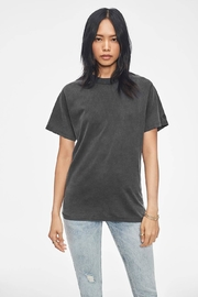 Anine Bing Basic Tee Black - Product Mini Image