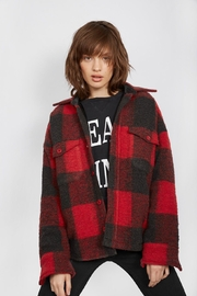 Anine Bing Bobbie Flannel - Product Mini Image