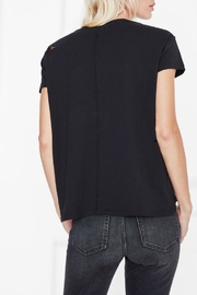 Anine Bing Distressed T-Shirt - Side cropped