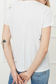 Anine Bing Distressed T-Shirt - Front full body