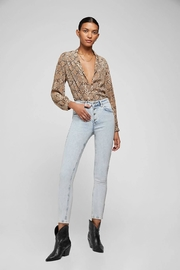Anine Bing Frida Jean - Front cropped