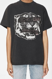 Anine Bing Lili Tee Tiger Eyes - Product Mini Image