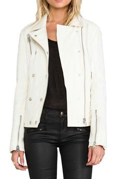 Anine Bing Moto Leather Jacket - Product List Image