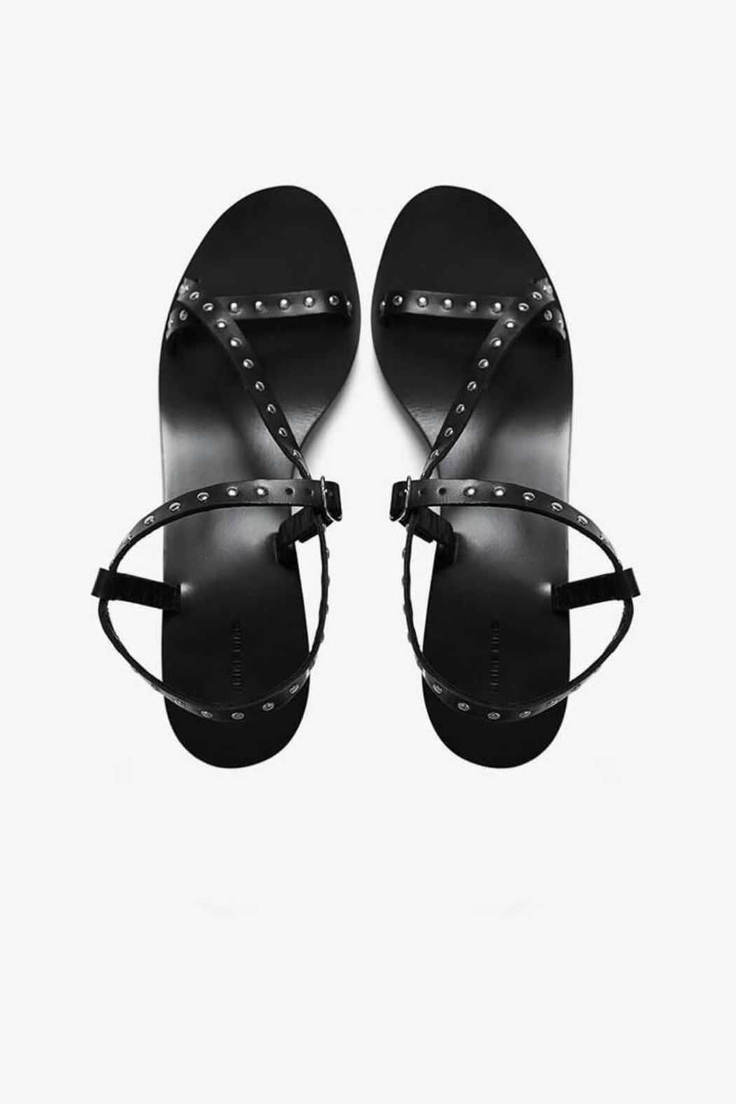 Anine Bing Remi Sandals - Side Cropped Image