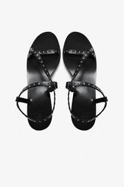 Anine Bing Remi Sandals - Side cropped