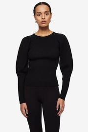 Anine Bing Rowan Sweater Black - Product Mini Image