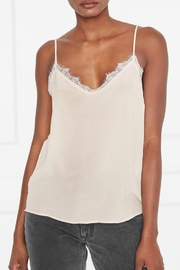 Anine Bing Silk Camisole - Front full body