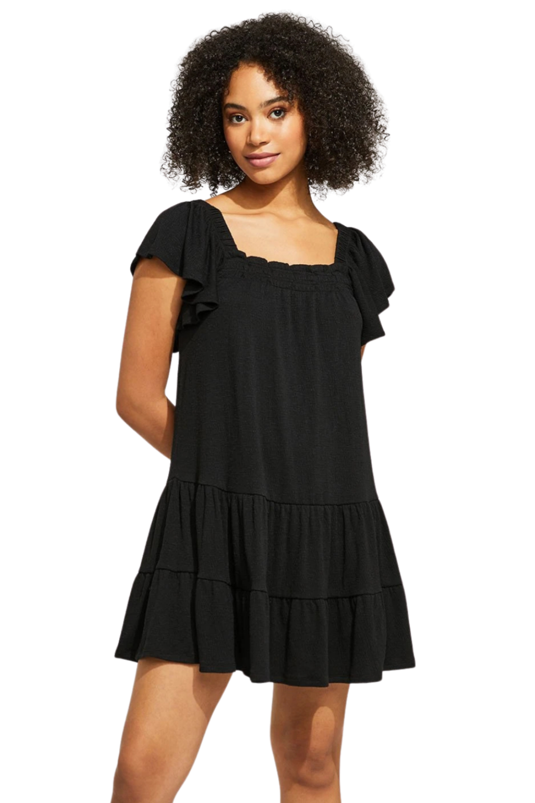 Gentle Fawn Anise Dress - Front Cropped Image