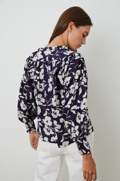Velvet Anissa Printed Blouse - Alternate List Image