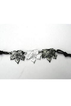 Anju Handcrafted Artisan Jewelry Leaf Bracelet - Alternate List Image