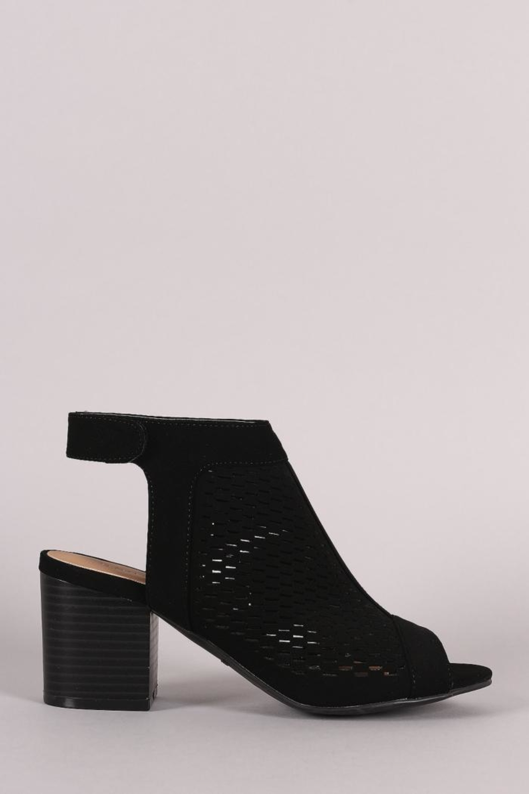 Bamboo Ankle Boot - Front Cropped Image