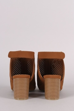 Bamboo Ankle Boot - Alternate List Image