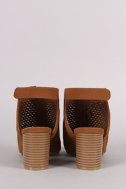 Bamboo Ankle Boot - Front full body