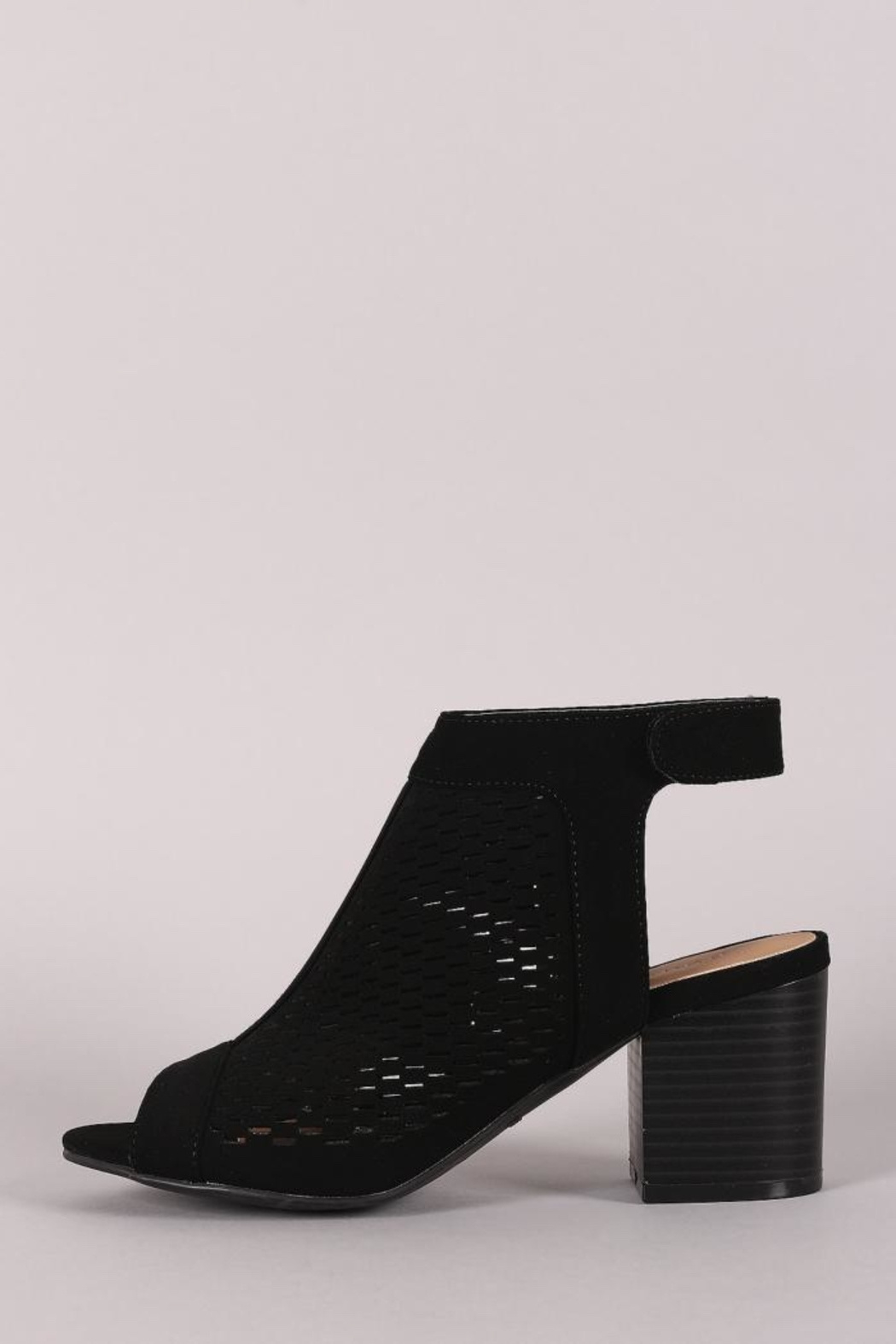Bamboo Ankle Boot - Main Image