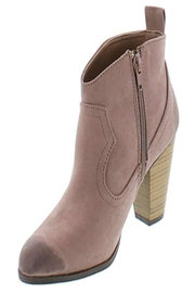 Qupid Ankle Boot - Front full body