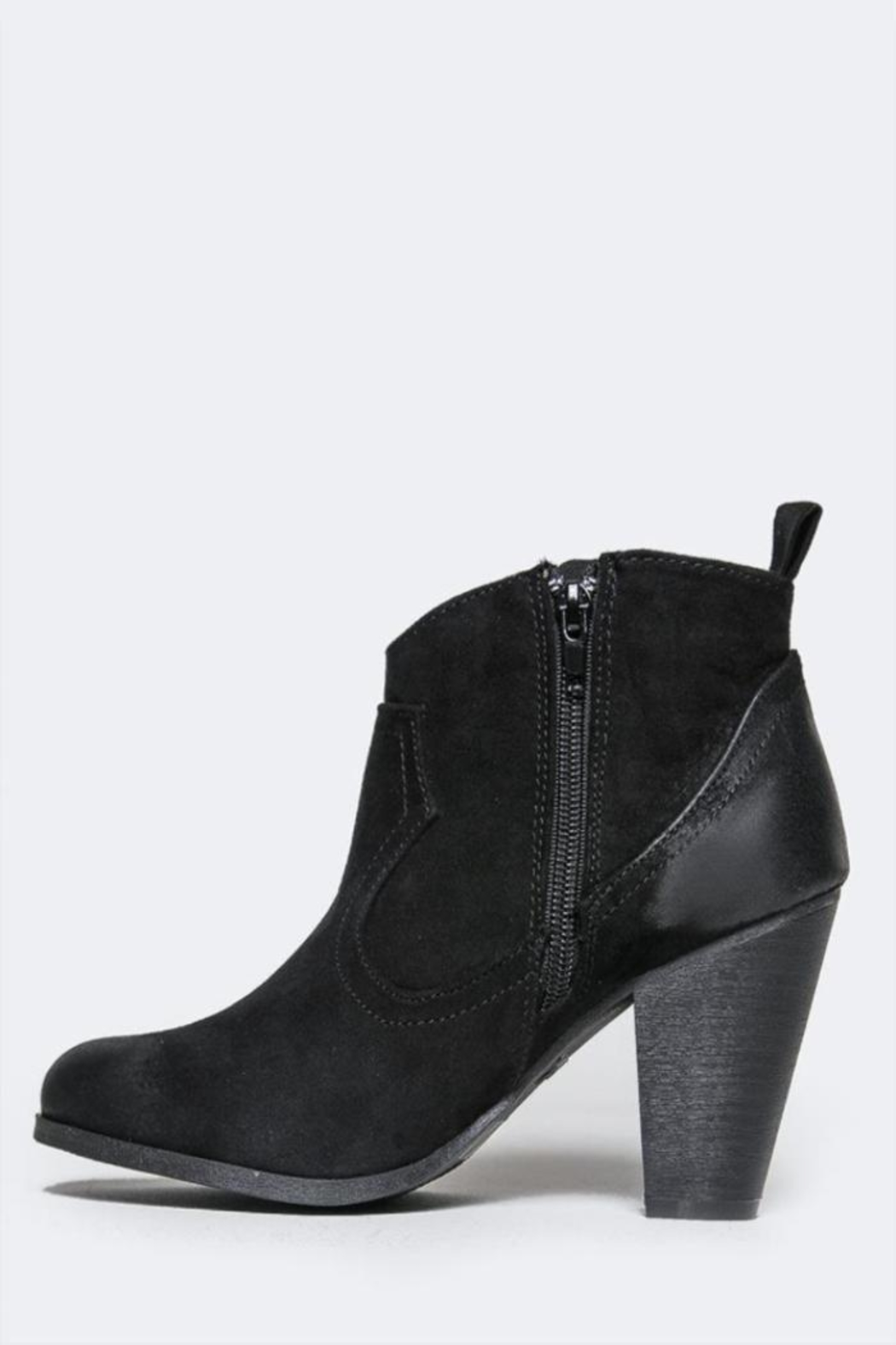 Qupid Ankle Boot - Main Image