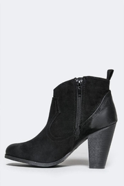 Qupid Ankle Boot - Product Mini Image