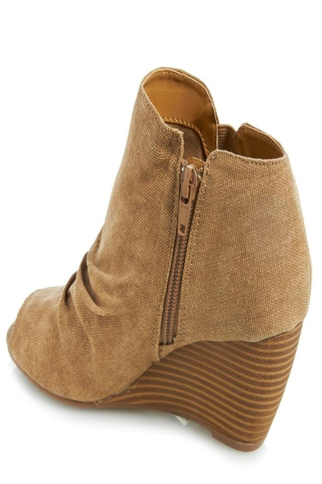 SUGAR Ankle Boot - Front Cropped Image