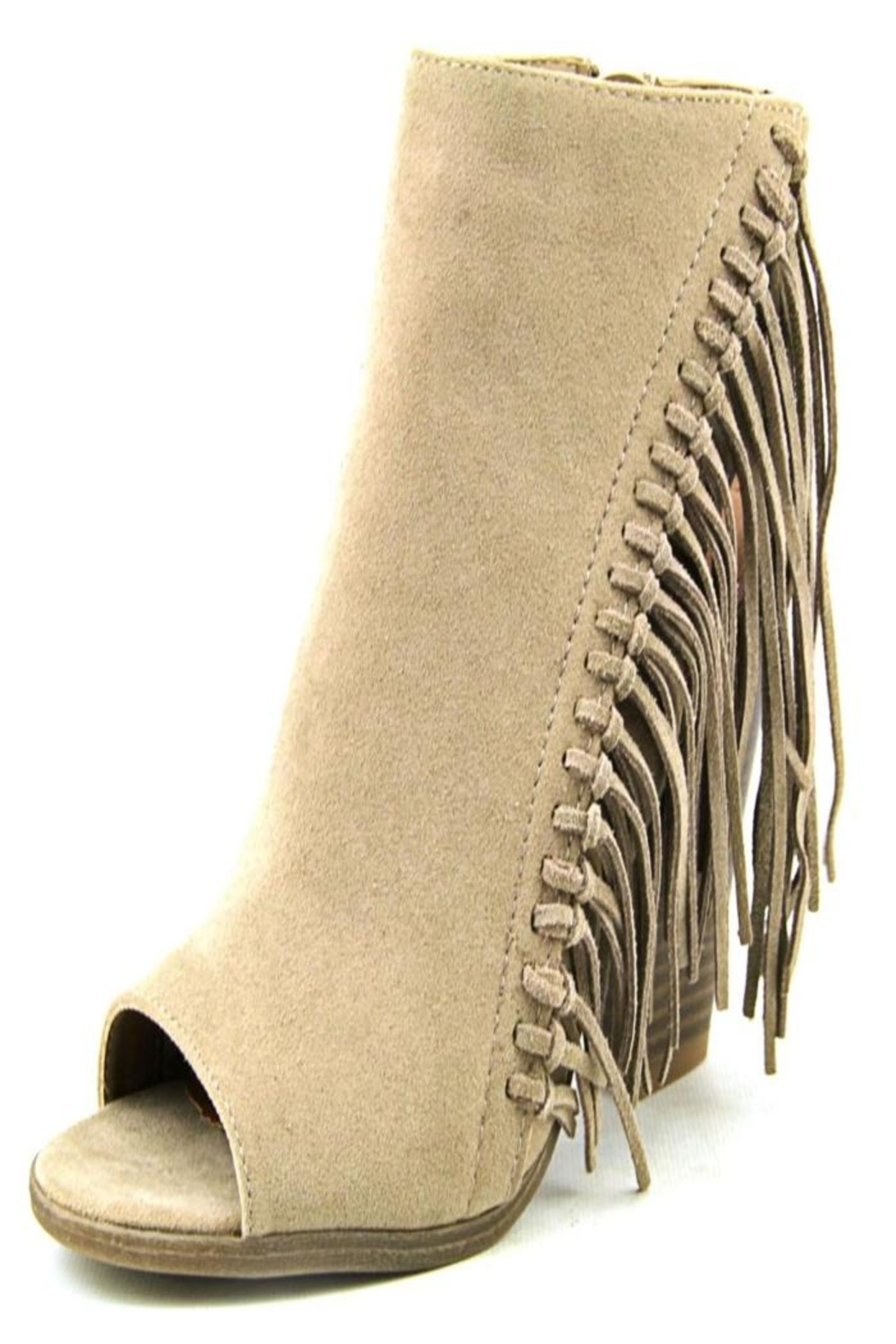 Rampage Ankle Boot Fringe - Main Image