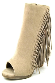 Rampage Ankle Boot Fringe - Product Mini Image