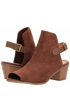 Rampage Ankle Boot Suede - Alternate List Image